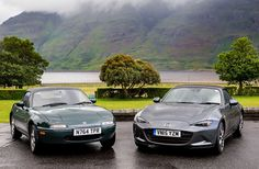 Classic Mazda MX5 buying guide | T W White & Sons Blog