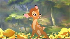 Photos of Bambi. Images of Bambi. Pics and coloring pictures of Bambi. Disney Character Quiz, Disney Movie Quiz, Disney Movies To Watch, Art Disney, Disney Films, Disney Magic, Disney Pixar, Bambi Disney, Disney Secrets