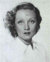 MARLENE DIETRICH, 1930 // by William Mortensen                                                                                                                                                      More