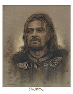 Boromir by Jerry Vanderstelt