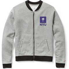 631c169045a1 League New York University Women s Academy Crew-neck Sweatshirt  74.00  nyu  Essential Wardrobe Pieces