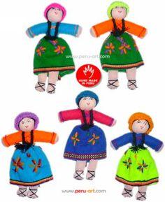 Peruvian  dolls