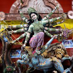 Invoking Powerful Goddess, the Primordial Force Adi Shakti For Ultimate Blessings Maa Durga Photo, Maa Durga Image, Saraswati Photo, Lord Durga, Durga Ji, Saraswati Statue, Saraswati Goddess, Lord Ganesha Paintings, Lord Shiva Painting