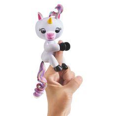 Fast Ship! Large Assortment 100% Authentic -toysrus Exclusive New Unicorn Fingerlings Gigi