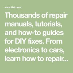 Hyundai crankshaft position sensor removal youtube cars thousands of repair manuals tutorials and how to guides for diy fixes fandeluxe Images