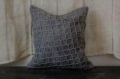 galaxy lavender  fisherman's pillow by enhabiten on Etsy, $30.00