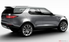 Land Rover Discovery 'Vision Concept'