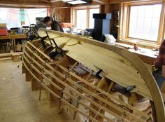 """""""The Carpenter's Boat Shop"""" - Maine. Changing lives and building boats."""