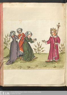 237 [116v] - Ms. germ. qu. 13 - Salman und Morolf - Page - Mittelalterliche Handschriften - Digitale Sammlungen