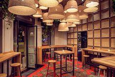 BaoBao Restaurant interior design