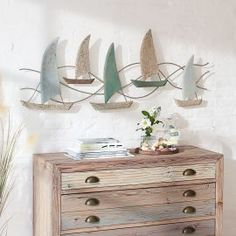 Wall Décor Beachcrest Home Tree Wall Decor, Flower Wall Decor, Metal Wall Decor, Angel Wings Wall Decor, Floating Wall, Schneider, Wall Plaques, Wood Species, Home Decor