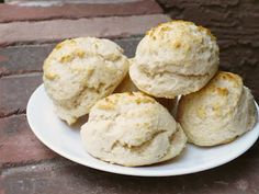 The Tall Girl Cooks . . .: Drop Biscuits