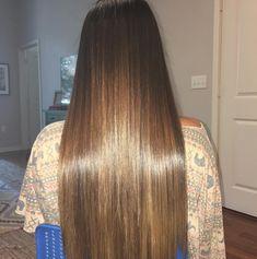Chocolate Brown Hair Color, Brown Hair Colors, Beautiful Long Hair, Gorgeous Hair, Brazilian Keratin, Long Dark Hair, Silky Hair, Grunge Hair, Straight Hairstyles