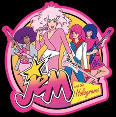 Morgan, Hall, Jaime and I would play with the Jem and the Holograms dolls, make up dance routines to the tapes and watch the cartoon. Looking back, The Misfits really WERE better my-wonder-years Jem And The Holograms, Jem Et Les Hologrammes, Morning Cartoon, Safari, 80s Kids, Classic Cartoons, My Childhood Memories, Childhood Toys, Custom Tees