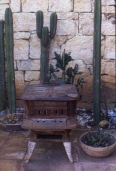 Jardines Mexicanos/Mexican Gardens - All photos © Melba Levick