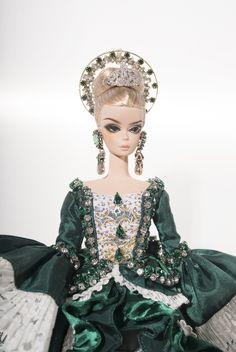 Barbie Hair, Barbie Dress, Vintage Barbie Clothes, Doll Clothes, Glamour Dolls, Barbie Fashionista, Barbie Collection, Pretty Dolls, Barbie World