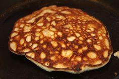 Pancakes - LCHF, Diet & Health