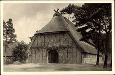 Foto Ak Verden an der Aller, Evangelischer Jungendhof Sachsenhain