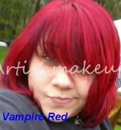 MANIC PANIC VAMPIRE'S KISS if work would let me I'd do ...