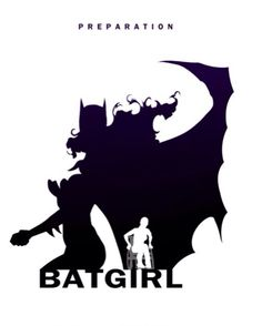 Batgirl - Preparation by Steve Garcia