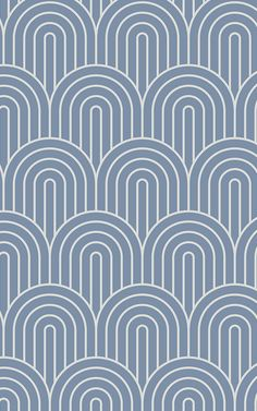 Create a bespoke feel in your space with the Blue Geometric infinite Loop Striped Wallpaper Mural, a cool loop design. Art Deco Wallpaper, Designer Wallpaper, Pattern Wallpaper, Iphone Wallpaper, Wallpaper Designs, Screen Wallpaper, Wallpaper Quotes, Textures Patterns, Color Patterns