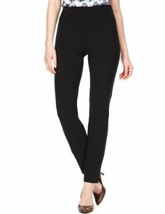 Autograph Cropped Skinny Trousers-Marks & Spencer