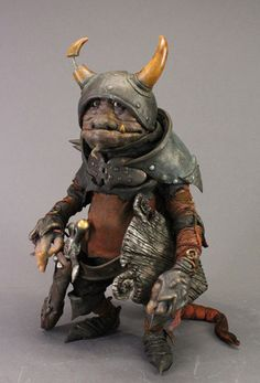 Roem Baaba by Toby Froud Son of Brian Froud, the great illustrator, and model maker Wendy Midener. He was also the baby in Jim Henson's classic fantasy Labyrinth, which his parents worked on. Jim Henson Labyrinth, Labyrinth Movie, Labyrinth Goblins, Bowie Labyrinth, Brian Froud, Living Puppets, Kobold, Labrynth, Goblin King