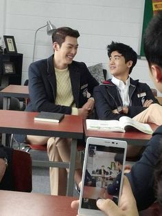 BEHIND THE SCENES: The smiles that couldn't appear in Heirs