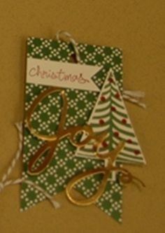 Stampin' Up!,Festival of Trees,Wonderful Wreath,Under the Tree Tag a Bag Accessory Kit,Good Greetings