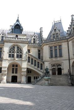 Chateau de Pierrefonds, Picardie, France