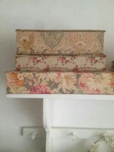 Vintage French Boxes ~