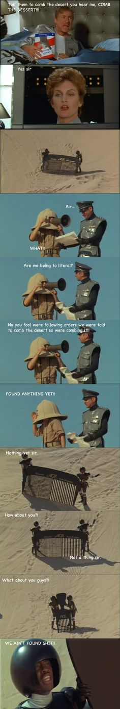 Why Mel Brooks movies are awesome...