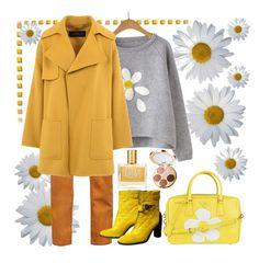 """Spring inspiration"" by natalyapril1976 ❤ liked on Polyvore featuring Marmot, Barbara Bui, Bogner, Prada, tarte and Victoria's Secret"
