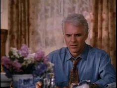 Father of the Bride (1991)...one of our favorite wedding films. Who can forget the hotdog bun scene? What's your favorite wedding-related movie?