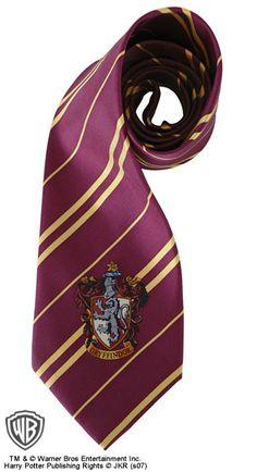 Corbata Gryffindor Harry Potter. Corbata Gryffindor, la casa donde habitan los valientes y osados. Es la casa del protagonista Harry Potter...