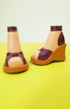 Barbie 70s Platform Wedge Shoe