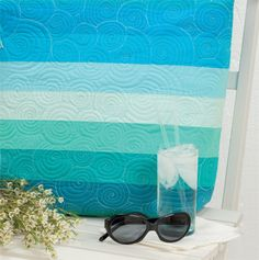 From Free-Motion Quilting for Beginners