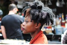 I fall in love with free firm more and more ♥️ Natural Afro Hairstyles, Loose Hairstyles, Afro Dreads, Freeform Dreads, Free Form Locs, Curly Hair Styles, Natural Hair Styles, Afro Textured Hair, Edgy Hair