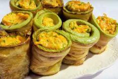 Невероятно вкусные кабачки с плавленым сыром
