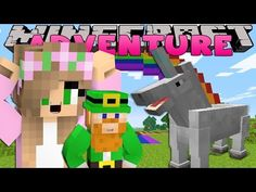 ▶ Minecraft - Little Kelly Adventures : MAGIC UNICORN WISH GRANTED! - YouTube