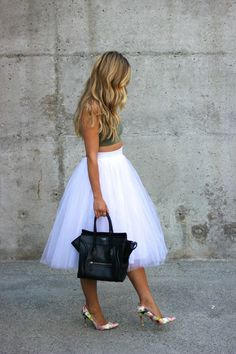 Cara McLeay with Celine Bag
