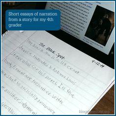 essay assignments