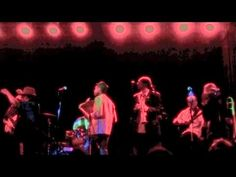 Iconic ska pioneers the Skatalites hit the stage of the Nectar Lounge for  'Confucius', a hypnotic tune which appears on the album Ball Of Fire.