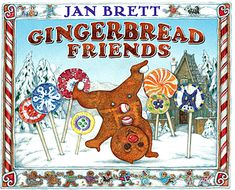 I love reading this in my elementary library. Jan is a rockin' illustrator.