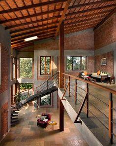 The Mango House by Puran Kumar Architects