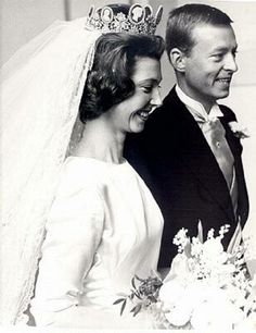 Princess Desiree and Baron Nils August Silfverschiöld wed on 5 June 1964.  As a result of her non-royal marriage, she lost her style of Royal Highness and was named Princess Désirée, Baroness Silfverschiöld.