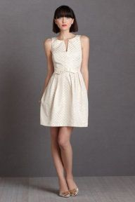 Spotted Glimmer Dress