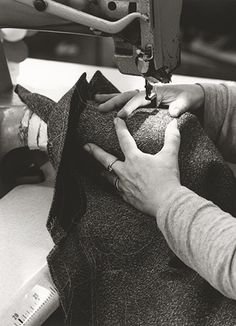 Tailoring - Autumn Winter 2013. Photographed in Italy by Koto Bolofo