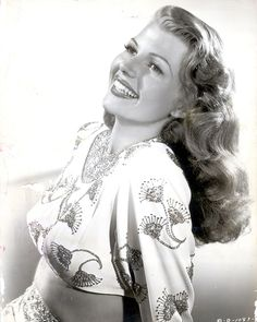 Rita Hayworth #MurphyMcMahonJewelers has your #customjewelry needs covered.  Call me today for an appointment, or come into the store on Main Street #Kalispell to peruse my selection. https://www.facebook.com/MurphyMcMahonJewelers  406-755-4220