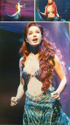Sierra Boggess is the perfect Ariel :)